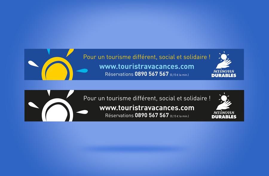 <strong>Touristra · </strong><span>bannière web : création et réalisation à partir de la charte graphique existante / © Client : WeDo Communication</span>